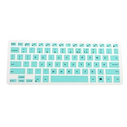 MonkeyJack Removable Silicone Keyboard Cover Skin for Dell X