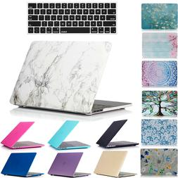 Hard Case & keyboard Cover for Newest Macbook Pro 13 2018 wi