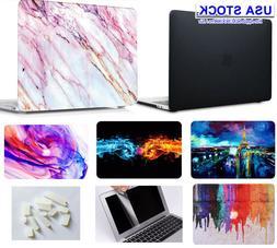 "Hard Case Cover for Apple Mac MacBook Air 13"" 13.3"" inch + R"