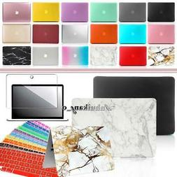 Hard Case Cover + Keyboard Skin + Screen Proctector For 13""