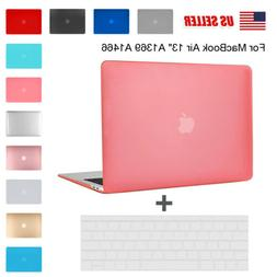 """Hard Case Plastic Shell Keyboard Cover For Macbook Air 13"""" A"""