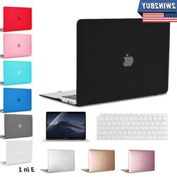 Hard Matte Case Shell + Keyboard Cover +Screen Protector For