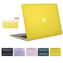 Mosiso Hard Plastic Case Cover for Macbook Air 13 A1466&A136