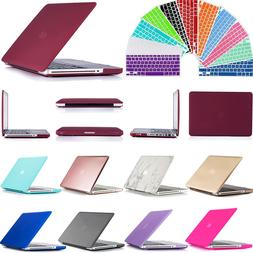 Hard Plastic Case Shell Keyboard Cover For MacBook OLD Pro 1