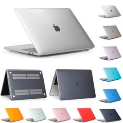 Slim Protective Case Cover Skin For Apple Macbook Air Pro Re