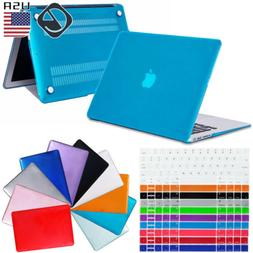 Hard Rubberized Shell Case Keyboard Cover for MacBook Pro 13