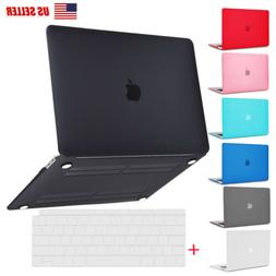 Hard Rubberized Snap On Case + Keyboard Cover For Macbook Ai