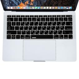 hebrew keyboard cover for macbook pro 13