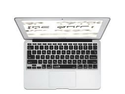 KB Covers Hebrew Keyboard Cover for 11-Inch MacBook Air