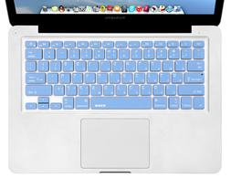 XSKN Hebrew Silicone Keyboard Skin Cover for old MacBook Air