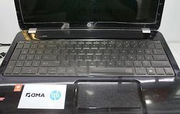 Laptop Clear Tpu Keyboard cover For HP 15 f222wm F211WM F387
