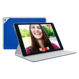 HINGE FLEX CASE BLUE CASEFOR IPAD AIR2 W/ ANY ANGLE STAND