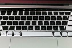 CaseBuy Premium Hollow Keyboard Cover for NEWEST Macbook Pro