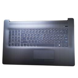 HP 17T-BY 17-BY 17-CA0011DS 17-BY3613DX Palmrest Keyboard TO