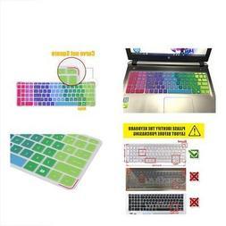 "15.6"" HP ENVY x360 Laptop Protective Silicone Keyboard Cover"