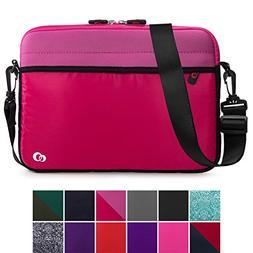 Kroo 12-13 Inch Laptop Sleeve Tablet Bag, Water Resistant Ne