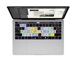 InDesign Keyboard Cover for MacBook Pro  w/ Touch Bar
