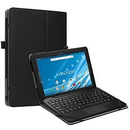 Insignia Flex 10.1 Inch Tablet Case , Fintie Slim Fit Premiu