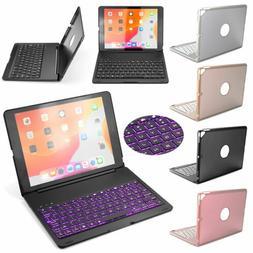 For iPad 8th 7th Gen 5th 6th Generation Bluetooth Keyboard C