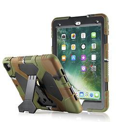 ACEGUARDER iPad Pro 9.7 Case Protective Kids Shockproof Impa