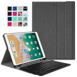For iPad Air 10.5'' 3rd Gen 2019 Folio Case Cover Stand with