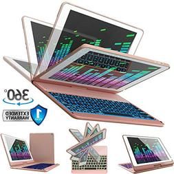 iPad Keyboard Case for iPad 2018  - iPad 2017  - iPad Pro 9.