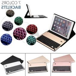 iPad Pro 10.5 2017 Keyboard Case Cover Ultra-Thin Detachable