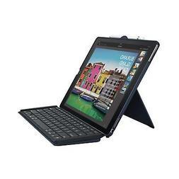"Logitech iPad Pro 12.9"" SLIM COMBO Blue Detachable Wireless"