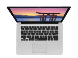 KB Covers Japanese Keyboard Cover for MacBook/Air 13/Pro /Re