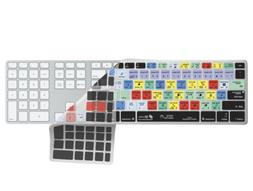 KB Covers Keyboard Cover for Apple Ultra-Thin with Num Pad -