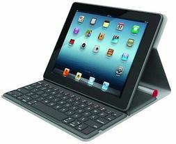 Logitech Keyboard Bluetooth Solar Keyboard Folio Cover Apple