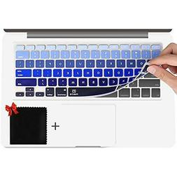 "Keyboard Cover Compatible MacBook Pro 13"" 15""  /MacBook"