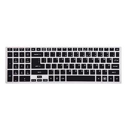 Keyboard Cover for Acer Aspire, FORITO Silicone Keyboard Cov