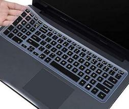 Keyboard Cover for 15.6 Inch Dell Inspiron 15 7559, Inspiron