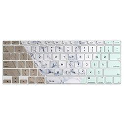 "Kuzy Keyboard Cover for Older MacBook Pro 13"" 15"" 17""  iMac"