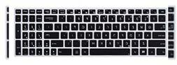 Keyboard Cover for ASUS G501JW UX501 K501UX K501LX GL502VY G