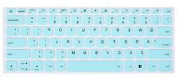 CaseBuy Keyboard Cover Fit Yoga 720 15 15.6 inch, Flex 5 14