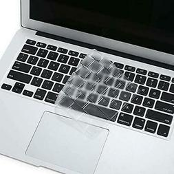 MOSISO Ultra Thin Keyboard Cover Protector Soft TPU Skin Com