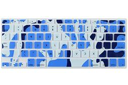 """Keyboard Cover for MacBook Air 13"""",Pro 13""""/15"""" with/without"""