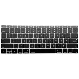 MOSISO Silicone Keyboard Cover Compatible MacBook Pro 13 Inc