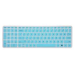 Forito Keyboard Cover, Thin Skin Silicone, For HP Envy Pavil