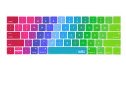 keyboard Cover for Macbook pro 13 with touch bar Casiii Sili