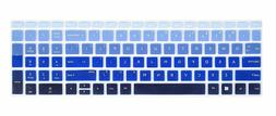 Keyboard Cover for 2018 HP 17.3 Inch Flagship Laptop Compute