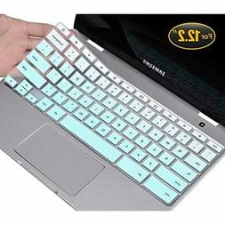 Keyboard Cover Compatible 2019 2018 Samsung Chromebook Pro 1