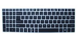 CaseBuy Keyboard Cover for Acer Aspire E15 E5-575 E5-576G E5
