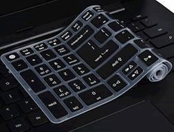CaseBuy Keyboard Cover Compatible Acer Aspire E15 E5-575 E5-