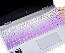 """Keyboard Cover Compatible HP Envy X360 15.6"""" / HP Pavilion X"""