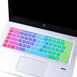 """Keyboard Cover Compatible HP Pavilion 14"""" HP Laptop Skin All"""