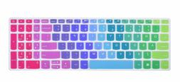 CaseBuy Keyboard Cover Compatible Lenovo IdeaPad 320/330/330
