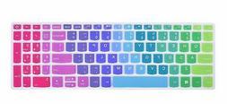 CaseBuy Keyboard Cover Compatible Lenovo IdeaPad 320/330/330